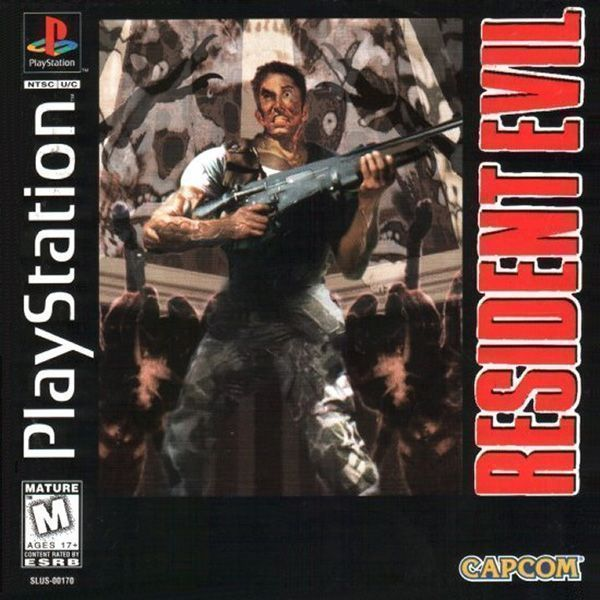 Resident Evil [SLUS-00170]