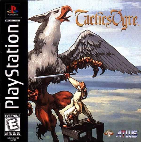 Tactics Ogre Let Us Cling Together [SLUS-00560]