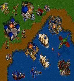 Warcraft II - The Dark Saga [SLUS-00480] ROM