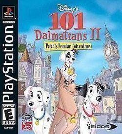 Disney's 101 Dalmatians II - Patch's London Adventure  [SLUS-01574] ROM