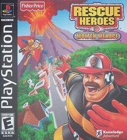 Rescue Heroes Molten Menace [SLUS-01373] ROM