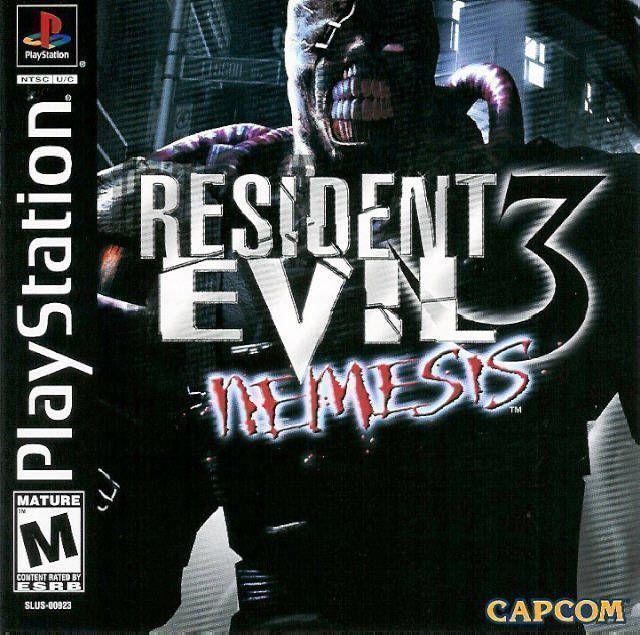 Resident Evil 3 - Nemesis [SLUS-00923]