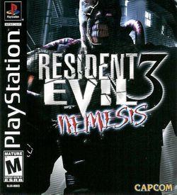 Resident Evil 3 - Nemesis [SLUS-00923] ROM