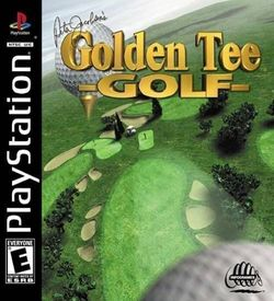Golden Tee Golf - Peter Jacobsen's  [SLUS-01130] ROM