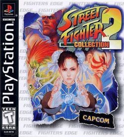 Street Fighter Collection 2 [SLUS-00746] ROM
