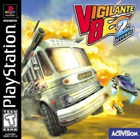 Vigilante 8 2ND Offense [SLUS-00868]