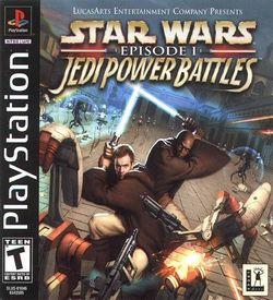 Star Wars Episode I Jedi Power Battle [SLUS-01046] ROM