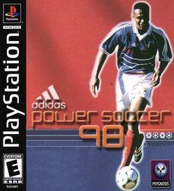 Adidas Power Soccer '98  [SLUS-00547] ROM