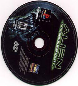 Alien Resurrection [SLUS-00633] ROM
