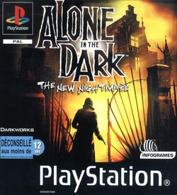 Alone In The Dark - The New Nightmare [Disc1of2] [SLUS-01201] ROM
