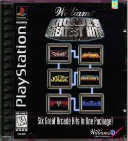 Arcade's Greatest Hits - Williams  [SLUS-00201] ROM