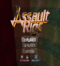 Assault Rigs [SCUS-94405] ROM