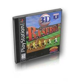 3D Baseball [SLUS-00066] ROM