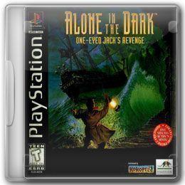 Alone In The Dark - One Eyed Jack's Revenge  [SLUS-00239]