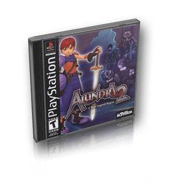 Alundra 2 - A New Legend Begins [SLUS-01017] ROM