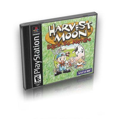 Harvest Moon - Back To Nature [SLUS-01115]