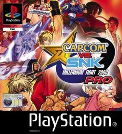 Capcom Vs. SNK - Millennium Fight 2000 Pro [SLUS-01476] ROM