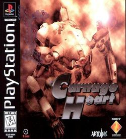 Carnage Heart [Disc1of2] [SCUS-94604] ROM