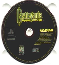 Castlevania - Symphony Of The Night [SLUS-00067] ROM
