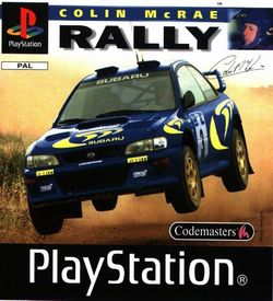Colin McRae Rally [SCUS-94474] ROM