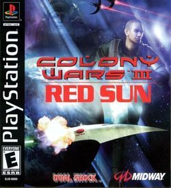 Colony Wars 3 - Red Sun [SLUS-00866] ROM
