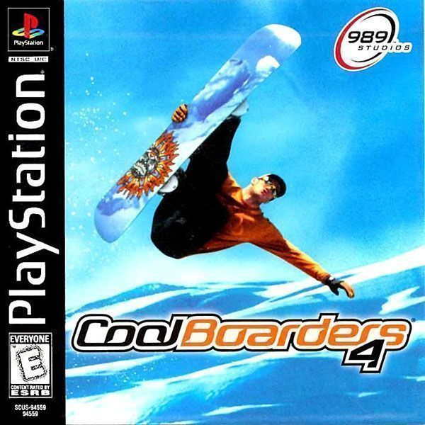 Cool Boarders 4 [SCUS-94559]