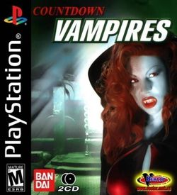 Countdown Vampires [Disc2of2] [SLUS-01199] ROM
