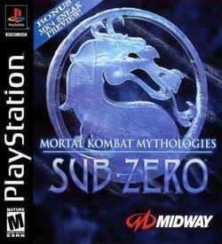 Mortal Kombat Mythologies Sub Zero 0 [SLUS-00476] ROM