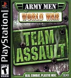 Army Men - World War - Team Assault [SLUS-01435] ROM