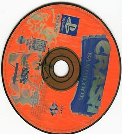 Crash Bandicoot [SCUS-94900] ROM