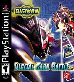 Digimon - Digital Card Battle [SLUS-01328] ROM