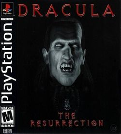 Dracula - The Resurrection [Disc1of2] [SLUS-01284] ROM