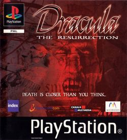 Dracula - The Resurrection [Disc2of2] [SLUS-01316] ROM