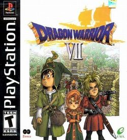 Dragon Warrior VII [Disc2of2] [SLUS-01346] ROM