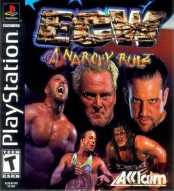 ECW Anarchy Rulz [SLUS-01169] ROM