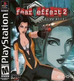 Fear Effect 2 - Retro Helix [Disc1of4] [SLUS-01266] ROM
