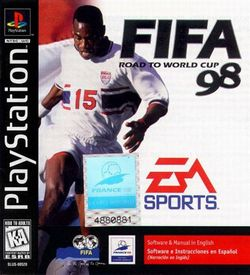 FIFA - Road To World Cup '98  [SLUS-00520] ROM