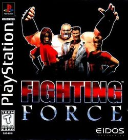 Fighting Force [SLUS-00433] ROM