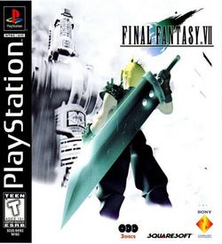 Final Fantasy VII [Disc2of3] [SCUS-94164] ROM
