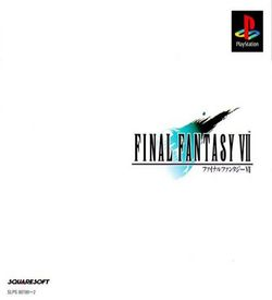 Final Fantasy VII [Disc3of3] [SCUS-94165] ROM