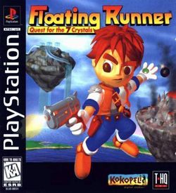 Floating Runner - Quest For The 7 Crystals [SLUS-00231] ROM