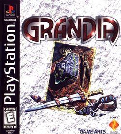 Grandia [Disc1of2] [SCUS-94457] ROM