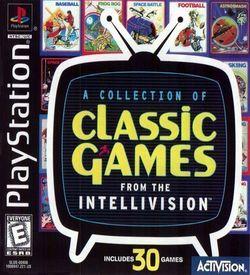 Intellivision Classics [SLUS-00906] ROM