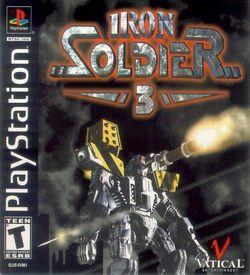 Iron Soldier 3 [SLUS-01061] Bin ROM
