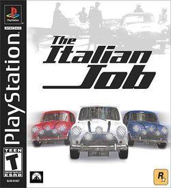 Italian Job The [SLUS-01457] ROM