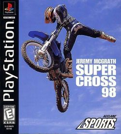 Jeremy Mcgrath Supercross 98 [SLUS-00479] ROM