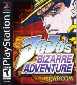 Jojo S Bizarre Adventure [SLUS-01060] ROM
