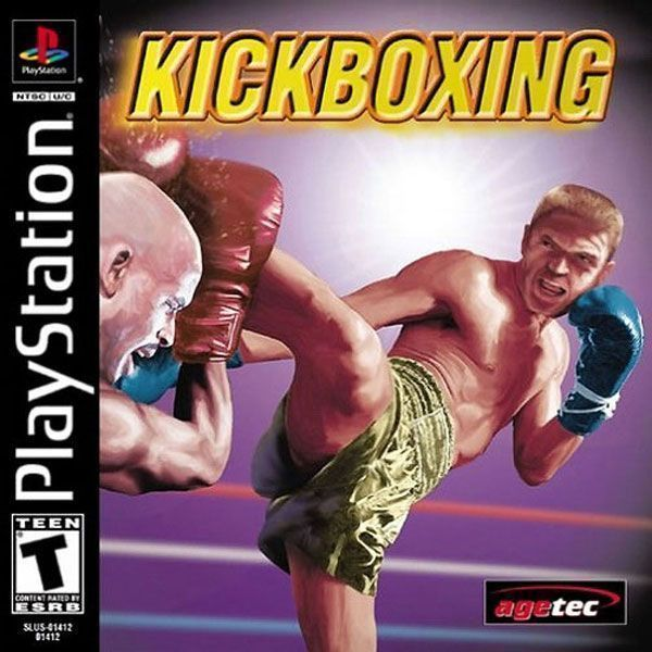 Kickboxing [SLUS-01412]