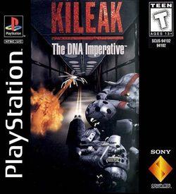 Kileak The Dna Imperative [SCUS-94102] ROM