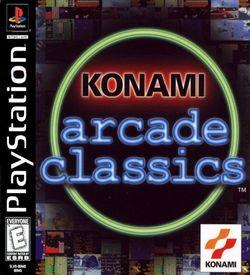 Konami Arcade Classics [SLUS-00945] ROM